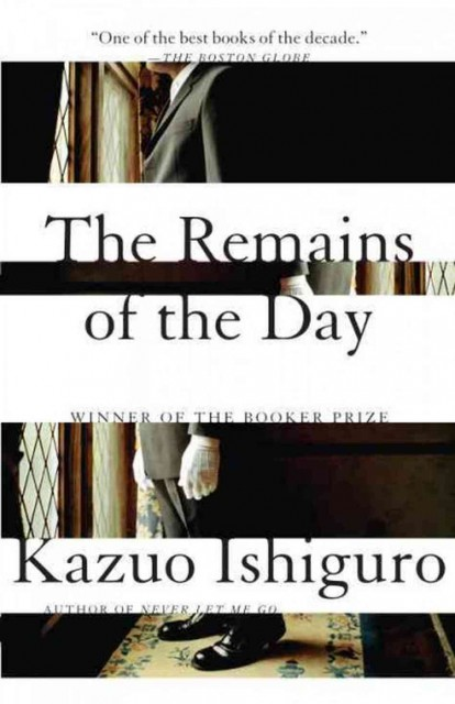Ishiguro, Kazuo. The remains of the day.